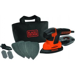 Black & Decker Mouse KA2000 Detailschuurmachine
