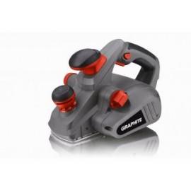 Graphite 59G678 Elektrische Schaafmachine 850w 82mm Blad 0-12mm Schaafdiepte