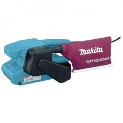 Makita 9911K - 3 jr garantie - 230V Bandschuurmachine 76x457mm koffer