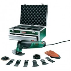 Bosch PMF 190 E Multi-Toolbox - Multifunctionele machine in luxe TOOLBOX